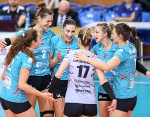 Developres SKYRES Rzeszów vs. ASPTT Mulhouse Volley