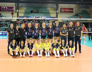 ASPTT Mulhouse Volley vs. Developres SKYRES Rzeszów