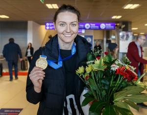 Jelena Blagojević Mistrzyni Europy