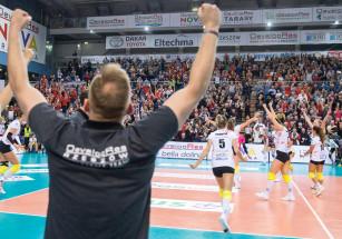 Mecz z mistrzem Polski