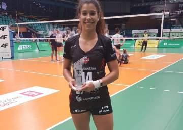 MVP Meczu Natalia Valentín