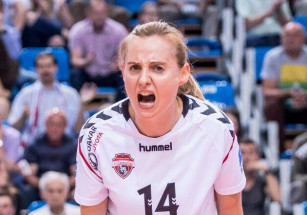 Agnieszka Rabka: Szczególnie cieszy wygrana z Budowlanymi