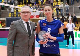 Anna Kaczmar wraca do Rzeszowa