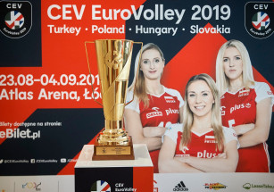 CEV EuroVolley 2019!