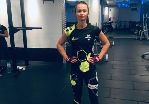 Dorota Medyńska dla Olimp Sport Nutrition