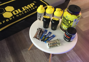 Olimp Sport Nutrition partner developres SkyRes Rzeszów