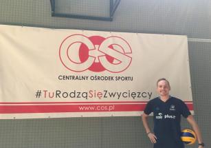 Bartłomiej Dąbrowski asystentem trenera U-18