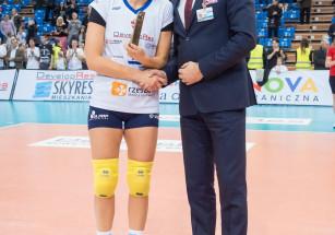 Blagojević MVP