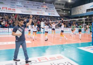 7 wygrana z rzędu drużyny Developres SkyRes Rzeszów!