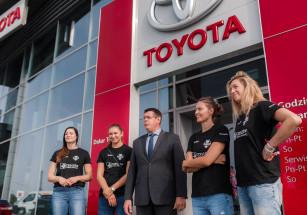 DevelopRes Rzeszów Toyota Dakar