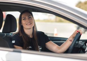 Katarzyna Zaroślińska-Król DevelopRes Dakar Toyota