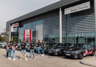 DevelopRes odwiedza Dakar Toyota Rzeszów