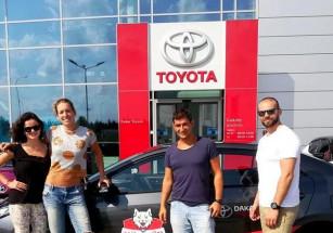 Sezon 2018/2019 ponownie z Dakar Toyota Rzeszów!