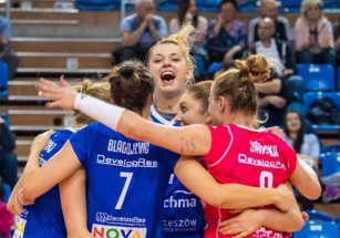 #SPARINGI: Dresdner SC pokonany!