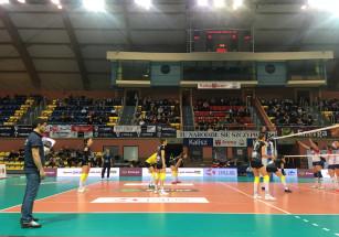 Arena Kalisz zdobyta przez Developres SkyRes Rzeszów!