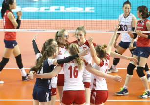 Polki zagrają w Final Six Siatkarskiej Ligi Narodów