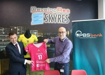PBS Bank nowym sponsorem KS Developres