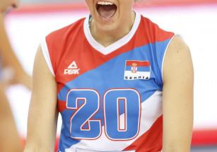 Jelena Blagojević wystąpi w barwach narodowych Serbii