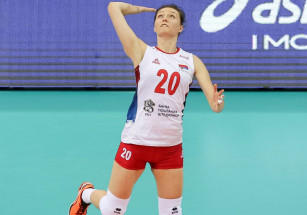Nasza kapitan Jelena Blagojević dołączy do reprezentacji!