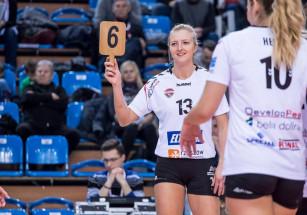 Kamila Ganszczyk na dłużej w Developresie SkyRes Rzeszów