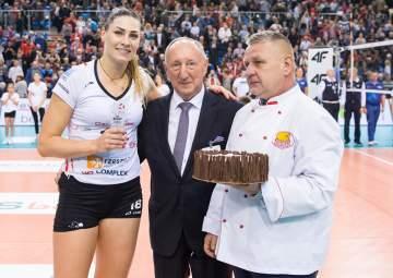 Czwarta nagroda MVP Katarzyny Zaroślińskiej-Król