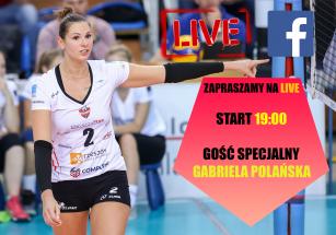 #LIVE Gabriela Polańska