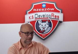 Marek Pieniążek dyrektorem zarządzającym KS Developres Rzeszów S.A.