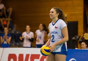 Michaela Mlejnkova Reprezentacja Czech