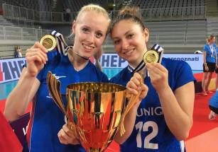 Michaela Mlejnkova wygrywa Golden Cup