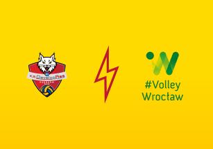 Mecz inauguracyjny z #VolleyWrocław!