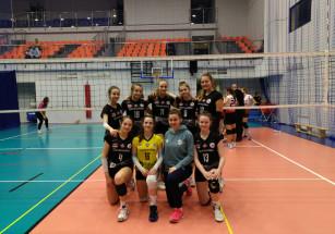 2. miejsce młodziczek MKS V LO Developres Rzeszów w ogólnopolskim turnieju w Kobyłce!