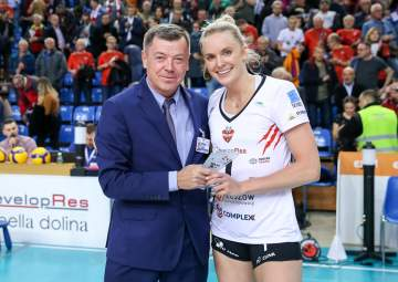 MVP Meczu Ali Frantti