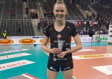MVP Meczu Alexandra Frantti