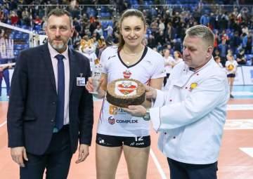 MVP meczu została Michaela Mlejnková!