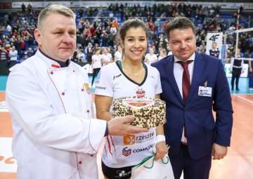 MVP meczu została Natalia Valentin!