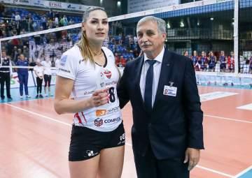 MVP po raz 3 Katarzyna Zaroślińska-Król