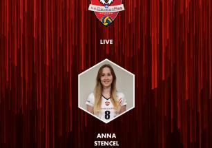 Anna Stencel nową zawodniczką Developresu!