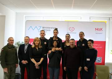 Świętowaliśmy Dzień Kobiet zRegionalne Centrum Krwiodawstwa i Krwiolecznictwa w Rzeszowie