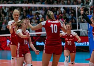 Polki wygrywają turniej w Montreux!