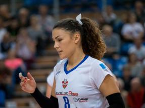 Petya Barakova DevelopRes rozgrywająca