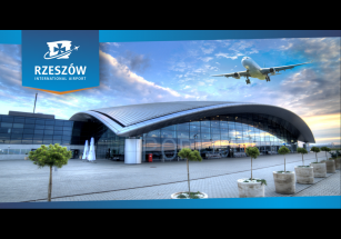 Partnerem meczu z MKS Energa Kalisz jest Jasionka International Airport!