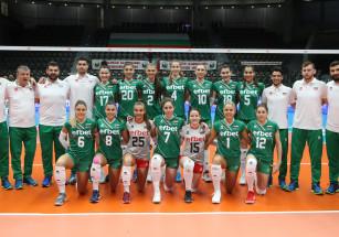 Petya Barakova Reprezentacja Bułgarii