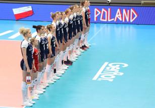 Polki rozpoczynają turniej w Chinach!