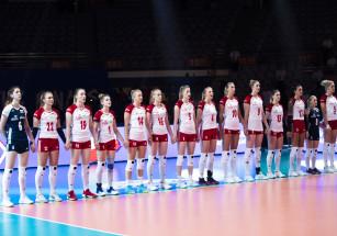 Reprezentacja USA lepsza od Polski