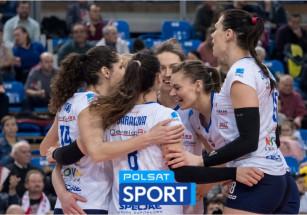 Transmisja ze spotkania w Legionowie w Polsat Sport!