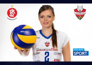 Transmisja z meczu Developres SkyRes Rzeszów - ŁKS Commercecon Łódź w Polsat Sport!