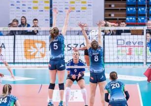 Trefl Proxima Kraków na VI Międzynarodowym Turnieju o Puchar Firmy Developres