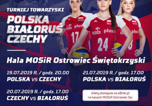 Reprezentacja Polski zagra w Ostrowcu Świętokrzyskim!