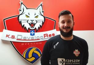 Michał Mazur - dołączył do sztabu szkoleniowego