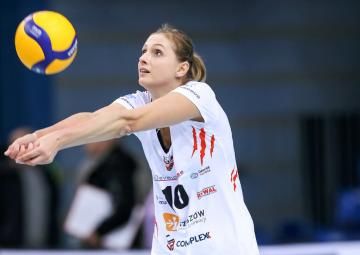 Zuzanna Efimienko-Młotkowska powołana do kadry